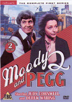 Moody and Pegg DVD